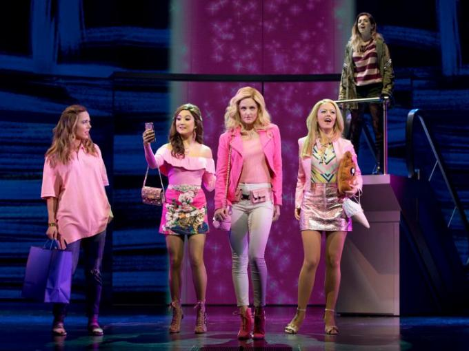 Mean Girls at August Wilson Theatre