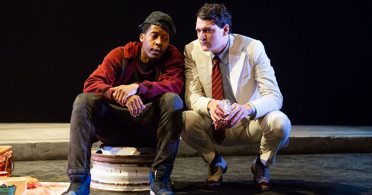 Pass Over at August Wilson Theatre